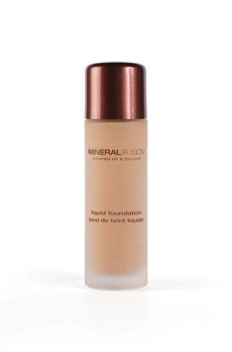Picture of Mineral Fusion Liquid Foundation Warm 2, 30ml
