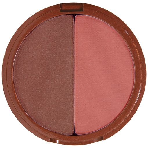 Picture of Mineral Fusion Blush Bronzer Duo, Rio Blonzer 8g