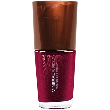 Picture of  Mineral Fusion Nail Polish, Rockin' Ruby 9.3g