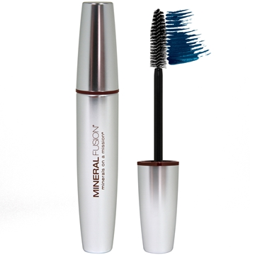 Picture of Mineral Fusion Natural Brands Volumizing Mascara, Midnight 16ml