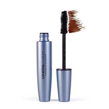 Picture of Mineral Fusion Natural Brands Waterproof Mascara, Cocoa 16ml