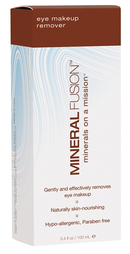 Picture of Mineral Fusion Mineral Fusion Eye Makeup Remover, 100ml