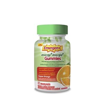 Picture of  Energy+ Super Orange Gummies, 32 ct
