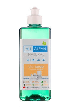 Picture of All Clean Natural Natural Dish Soap, 500ml