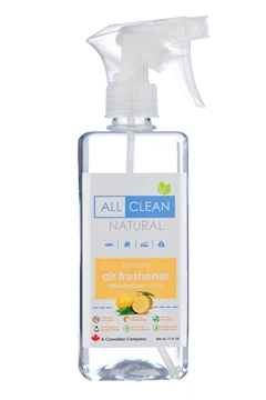 Picture of All Clean Natural Natural Air Freshener, Lemon 500ml