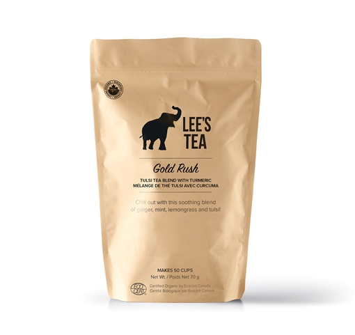 Picture of Lee's Tea Gold Rush Tea, 105g