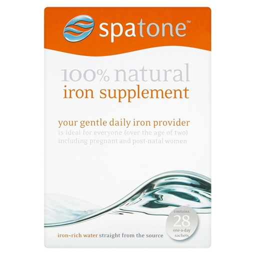 Picture of SpaTone Iron Supplement , 28 Sachets