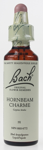 Picture of Bach Bach Hornbeam Flower Remedy, 20ml