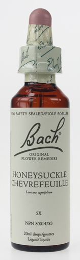 Picture of Bach Bach Honeysuckle Flower Remedy, 20ml