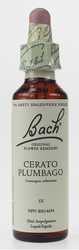 Picture of Bach Bach Cerato Flower Remedy, 20ml
