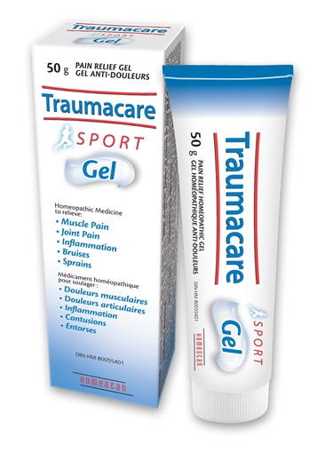 Picture of Homeocan Homeocan Traumacare Sports Gel, 50g