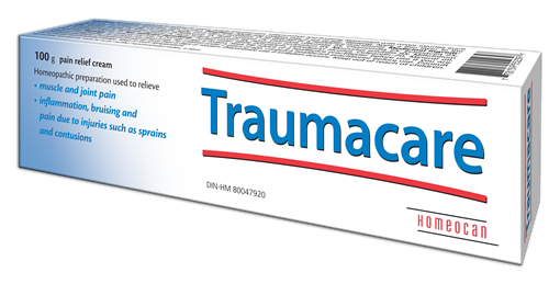 Picture of Homeocan Traumacare Pain Relief Cream, 100g