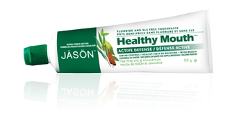Picture of Jason Natural Products Jason Healthy Mouth Toothpaste, 119g