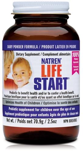 Picture of Natren Natren Life Start, 70.9g