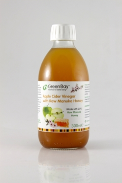 Picture of  Apple Cider Vinegar with Manuka Honey, 300 ml