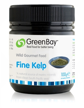 Picture of  New Zealand Wild Gourmet Fine Kelp, 100 g