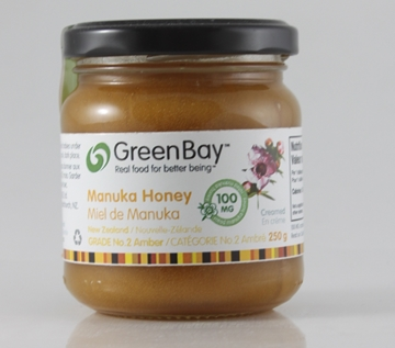Picture of  New Zealand Manuka Honey 100+ MG, 250g