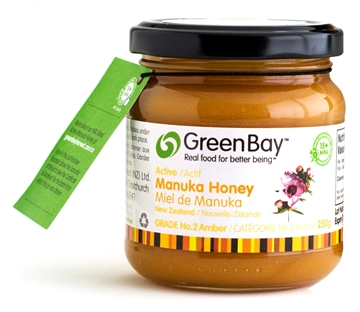 Picture of  New Zealand Manuka Honey 500+ MG, 250g