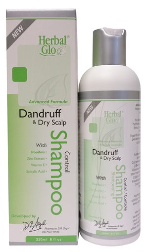 Picture of Herbal Glo Dandruff/Dry Scalp Shampoo, 250ml