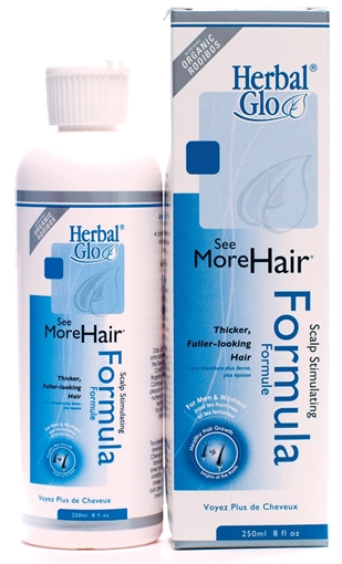 Picture of Herbal Glo See More Hair Scalp Formula, 250ml
