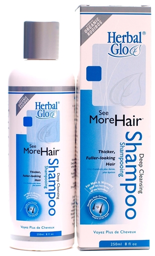 Picture of Herbal Glo See More Hair Deep Cleansing Shampoo, 250ml
