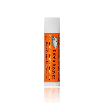 Picture of Green Beaver Co. Green Beaver Lip Balm, Zesty Orange 4.5g