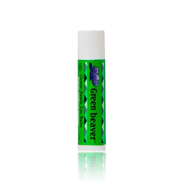 Picture of  Green Beaver Lip Balm, Green Apple 4.5g