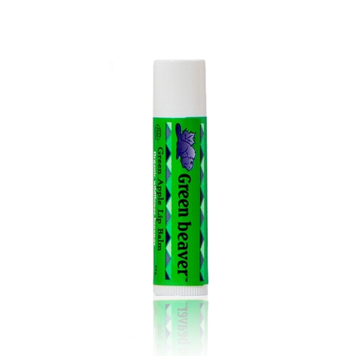 Picture of Green Beaver Co. Green Beaver Lip Balm, Green Apple 4.5g