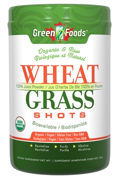 Picture of  Wheat Grass Shot, 300g