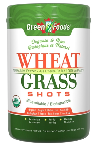 Picture of Green Foods Wheat Grass Shot, 300g