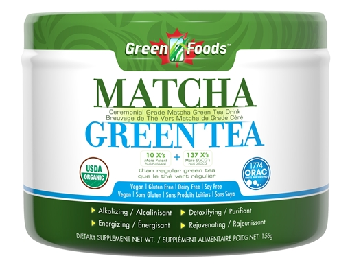 Picture of Green Foods Matcha Green Tea, 156g