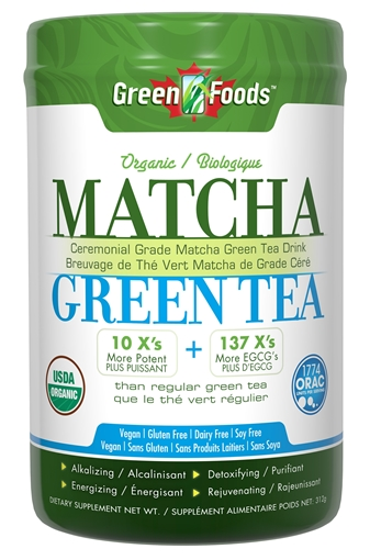 Picture of Green Foods Matcha Green Tea, 312g