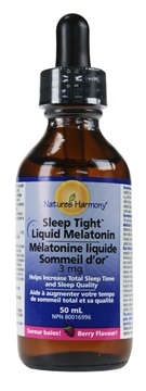 Picture of  Sleep Tight Melatonin Liquid, 50 ml
