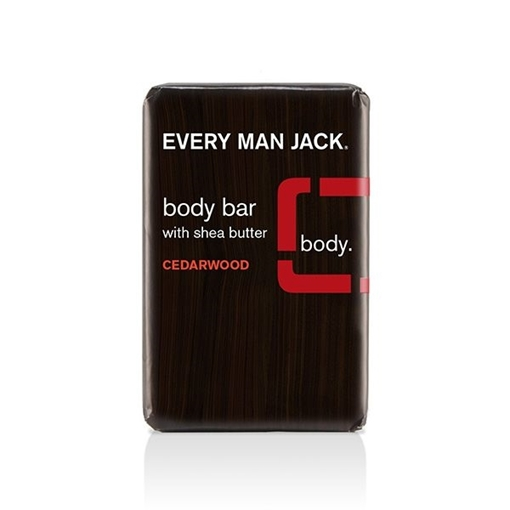 Picture of Every Man Jack Every Man Jack Body Bar, Cedarwood 198g