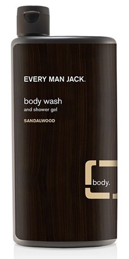 Picture of Every Man Jack Every Man Jack Body Wash, Sandalwood 500ml