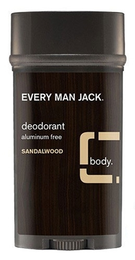Picture of Every Man Jack Every Man Jack Deodorant, Sandalwood  88g