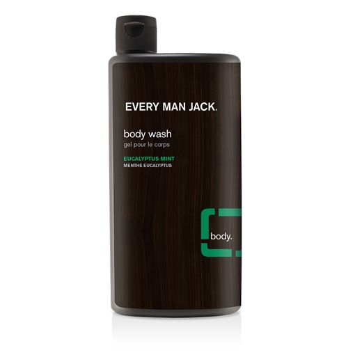 Picture of Every Man Jack Every Man Jack Body Wash, Eucalyptus Mint 500ml