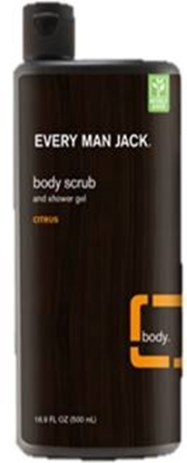 Picture of Every Man Jack Every Man Jack Body Wash, Citrus Scrub 500ml