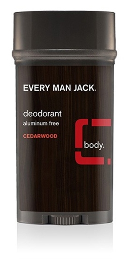 Picture of Every Man Jack Deodorant Cedarwood, 88g