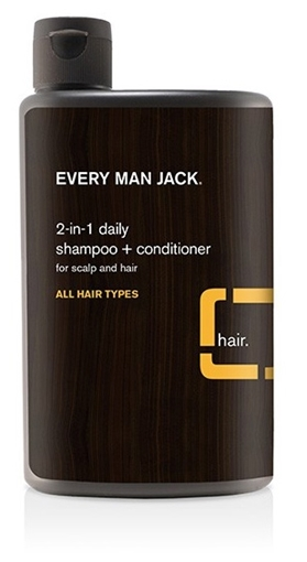 Picture of Every Man Jack Every Man Jack 2-in-1 Daily Shampoo & Conditioner, Citrus 400ml