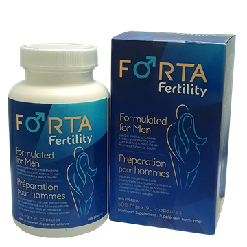Picture of  Fertility Formulated for Men 500mg x 90 caps