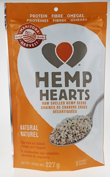 Picture of Manitoba Harvest Manitoba Harvest Hemp Hearts (Raw Shelled Hemp Seed), 227g