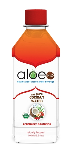 Picture of Lily Of The Desert Lily of the Desert Aloe H2O with Coconut-Cranberry, 500ml