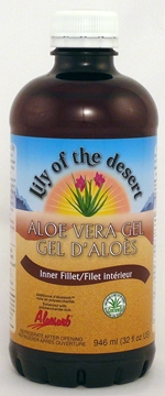 Picture of  Aloe Vera Gel - Plastic. 33oz/946ml