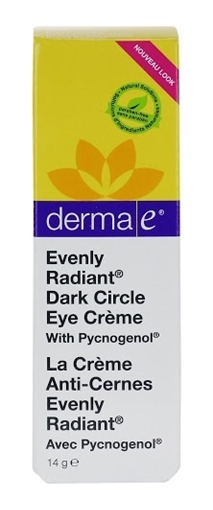 Picture of DERMA E Derma E Dark Circle Reducing Eye Cream, 14g
