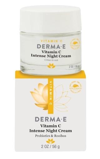 Picture of DERMA E Vitamin C Intense Night Cream, 56g