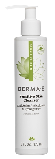 Picture of DERMA E Derma E Sensitive Skin Cleanser, 175ml