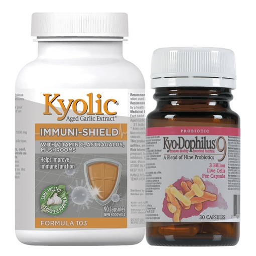 Picture of Kyolic® Kyolic Healthy Belly Duo Pack, 90 + 30 capsules