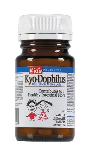 Picture of Kyolic® Kyolic Kids Kyo-Dophilus Vanilla, 45 chewables