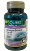 Picture of Quest - The Quest for Health Omega Smart Fish Oil 1000 mg, 90 Softgel